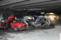 Brandveiligheids scan parkeergarages Exceltech