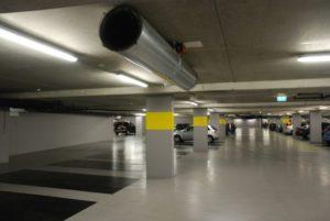 Renovatie en reviseren parkeergarage techniek